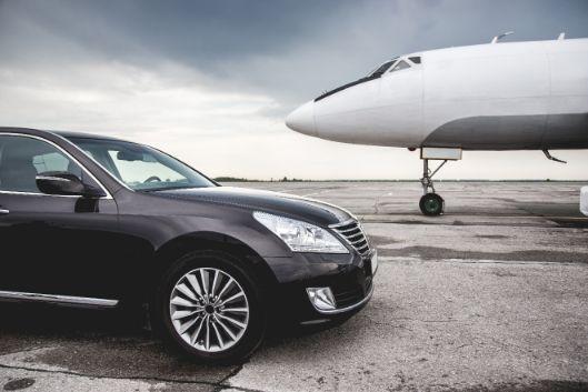 Wedding Car Hire Sydney airport transfer